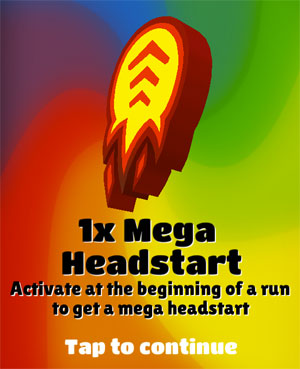 Subway Surfers Mega Headstart
